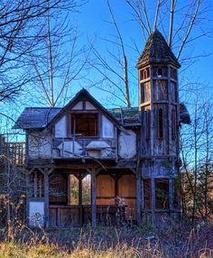Virginia Renaissance Faire, Fredericksburg  abandoned
