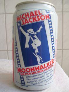 MEGARARE Michael Jackson MOONWALKER Pepsi Can, Germany 1989, BAD-Era, UNOPENED++ - http://www.michael-jackson-memorabilia.co.uk/?p=1937