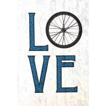 """Quadro """"Love Bike"""""""