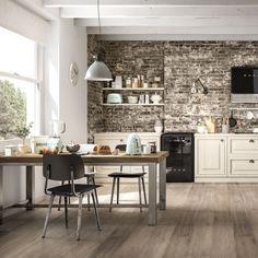Eine gemütliche Küche mit unseren 50's Style Geräten :-) #smeg #retro #kitchen #interior #living #design #live