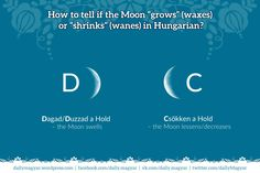 dagadni – to swell; to rise; to wax; to fatten; to belly Hungary, To Tell, Budapest, Hold On, Alphabet, Wax, Language, Moon, Learning
