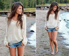casual clothes styles for women 2014