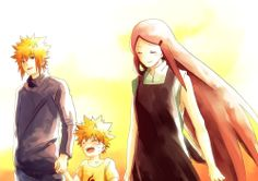 Minato and Kushina Kiss | Red Thread of Fate: The Minato x Kushina FC - ARCHIVE - Page 119 ...