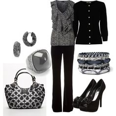 15. Wear To Work Outfit