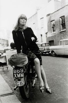 It took a long time and the realization that I 'sing' just like her to appreciate Nico.   1967