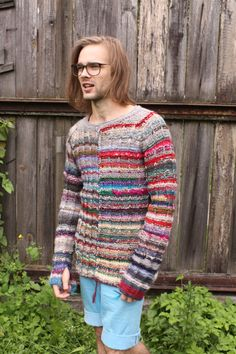FREE SHIPPING Handmade bright and colorful unisex by TASSSHA