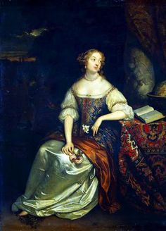 Madame de Montespan, 1670 by Caspar Netscher