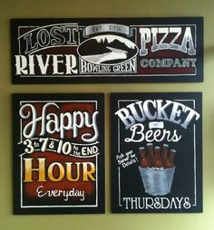 professional Custom Chalkboard Signs and Menu Boards for Businesses and Corporate Chalkboard Fonts, Chalkboard Designs, Blackboard Menu, Chalkboard Writing, Drink Menu Design, Arts And Crafts Interiors, Calligraphy Signs, Restaurant Signs, Menu Boards