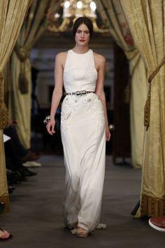 Lindos vestidos de novias   Colección Atelier Couture 2017