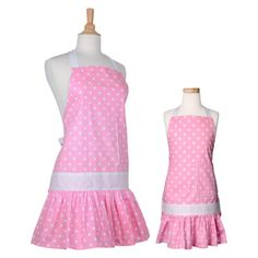Note to Hubby: Christmas is Coming!!! Although we'll need more than one little one! :0 :0) Sadie Women's and Girl's Apron Strawberry Shortcake Set