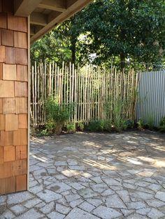 Garden Of Eden, Green Garden, Outdoor Plants, Outdoor Decor, 2 Storey House, Pavement, Provence, Sidewalk, Backyard