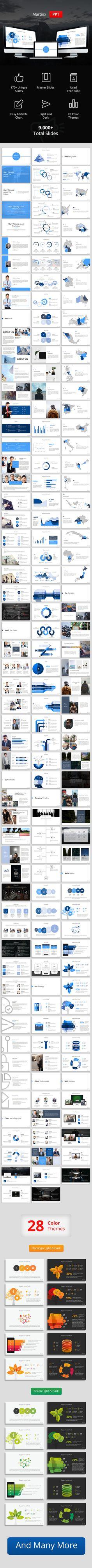 Martinx PowerPoint Template