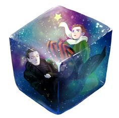 Kharthur and the cube of the universe