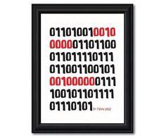 eu te amo em codigo binario