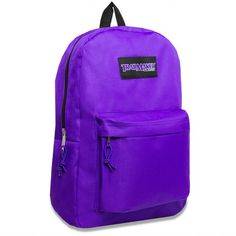 "17"" Trailmaker Backpack Bookbag (Purple) Trailmaker http://www.amazon.com/dp/B00BUZYDQG/ref=cm_sw_r_pi_dp_FmyPvb1XBEHYV"