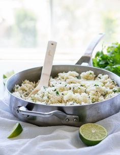 One thing you will always find in our house is rice. I usually buy one of those large 25 pound bags of rice at a time and we go through it pretty quickly. Whether it's my Mexican Rice, rice served ...