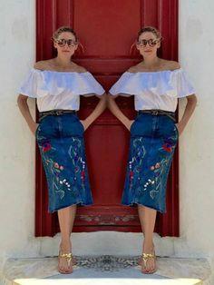 The Olivia Palermo Lookbook : Olivia Palermo's Vacation Style