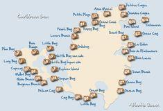 37 Beaches in St martin