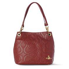 Vivienne Westwood bag - love the colour