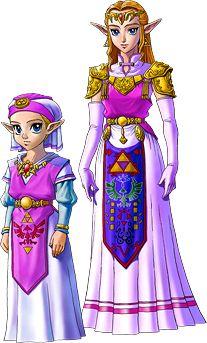 Princess Zelda (Ocarina of Time)