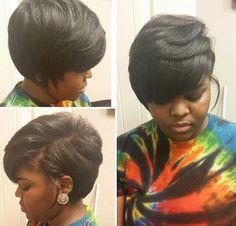 African+American+short+layered+bob+haircut