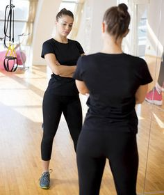 Focus on What You Love About You Now.   If you've pretty much been planted in the couch cushions since that candy binge in October all the way through New Year's Eve cocktails, here's how to start exercising and establish a fitness routine you'll actually stick with.