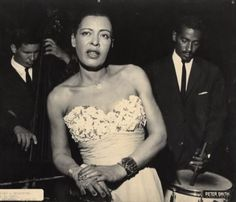 """""""Lady Sings the Blues"""" (1956)"""