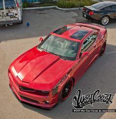 West Coast Customs Camaro