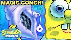 """""""The Magic Conch"""" 🐚 Club SpongeBob   5 Minute Episode"""