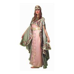 Disfraz de Pompeya. Elegante Disfraz de Pompeya para acompañar a Neron. Incluye: Túnica, Capa, Cinturón y Tocado.