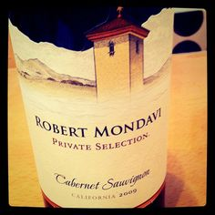 """Cabernet Sauvignon 2009 of California."" -- Photo by @rose_n_redwine on Instagram"