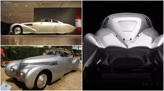 The Spirit of Tomorrow: The Art Deco 1938 Hispano-Suiza Dubonnet Xenia