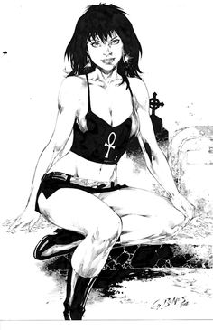 Death by Ed Benes