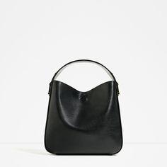 ZARA - WOMAN - MEDIUM-SIZED SEMI RIGID BUCKET BAG 4590/11716