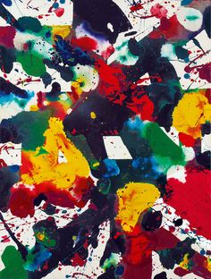 Sam Francis | Untitled (1980), Available for Sale | Artsy