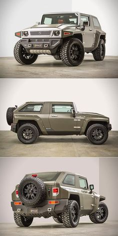 Rhino XT USSV is a Military-Grade Jeep Wrangler Unlimited, Complete with Turbocharged Engine