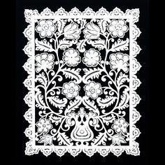 Paper Lace - Schrenschnitte by Marie-Helene L. Grabman