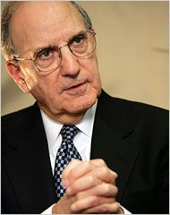 George J. Mitchell - is an American politician and businessman. A Democrat, Mitchell was a United States Senator from Maine from 1980 to 1995 and was Senate Majority Leader from 1989 to 1995. His father was of ethnic Irish descent but was adopted by a Lebanese family. His mother, Mary (née Saad), was a textile worker who emigrated to the United States in 1920 from Bkassine, Lebanon.