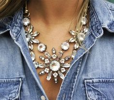 how to wear necklace