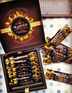 Cebu Best Mango Chocolate as seen on  Bonggamom Finds' fabulous blog post last January 2013!