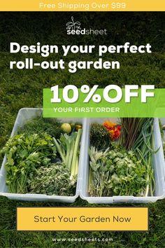 Garden Mats, Diy Herb Garden, Vegetable Garden Design, Organic Vegetables, Growing Vegetables, Diy Garden Projects, Garden Ideas, Companion Planting Guide, Planting Onions