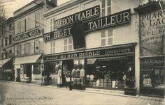 Outre Mer, Ville France, Commerce, Broadway Shows, Paris, Antique Display Cabinets, Antique Pictures, June, Montmartre Paris