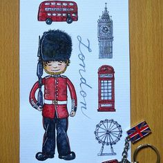One of my very favorite cities - London ☺ Had such a great time! There is something in the spirit of this city that simply leaves you speechless ❤ #travel #journey #london #uk #unitedkingdom #guardsman #english #british #traveldiary #aquarelle #illustration #illustrator #watercolors #watercolorillustration #watercolorart #art_we_inspire #art_spotlight #miillustrations #inspiring_watercolors #inspiration #soulart #dailyart #artwork #topcreator #instaart #myart #aleksithegreat