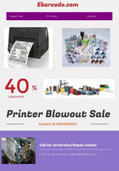 It can control and contribute printing on upto four different printers. Thermal Transfer Over Printers delivers high resolution images on flexible packaging film and labels, while minimizing downtime and costs associated with ribbon replenishment and production changeovers. To know more queries please visit at https://www.ebarcode.com/.