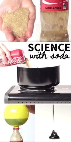 soda science