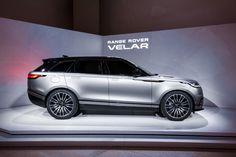 Дебютировал самый стильный кроссовер Range Rover Velar