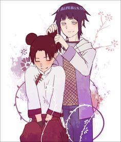 Naruto - Hinata and Tenten - Genderbender