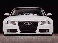 Audi B8 wide body, yay or nay