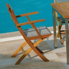 Barlow Tyrie Horizon Folding Armchair