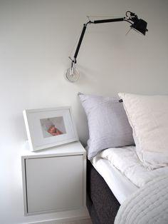 Kuistin kautta: Kauniita unia uuden kodin makuuhuoneessa